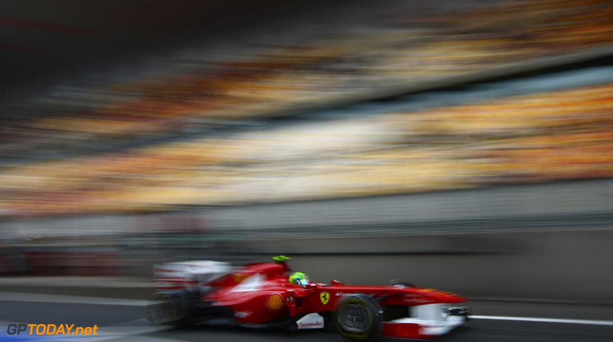 2011 Chinese Grand Prix - Saturday Shanghai International Circuit, Shanghai, China 16th April 2011 Felipe Massa (BRA), Scuderia Ferrari  World Copyright: Andrew Hone / Formula Press / LAT Photographic