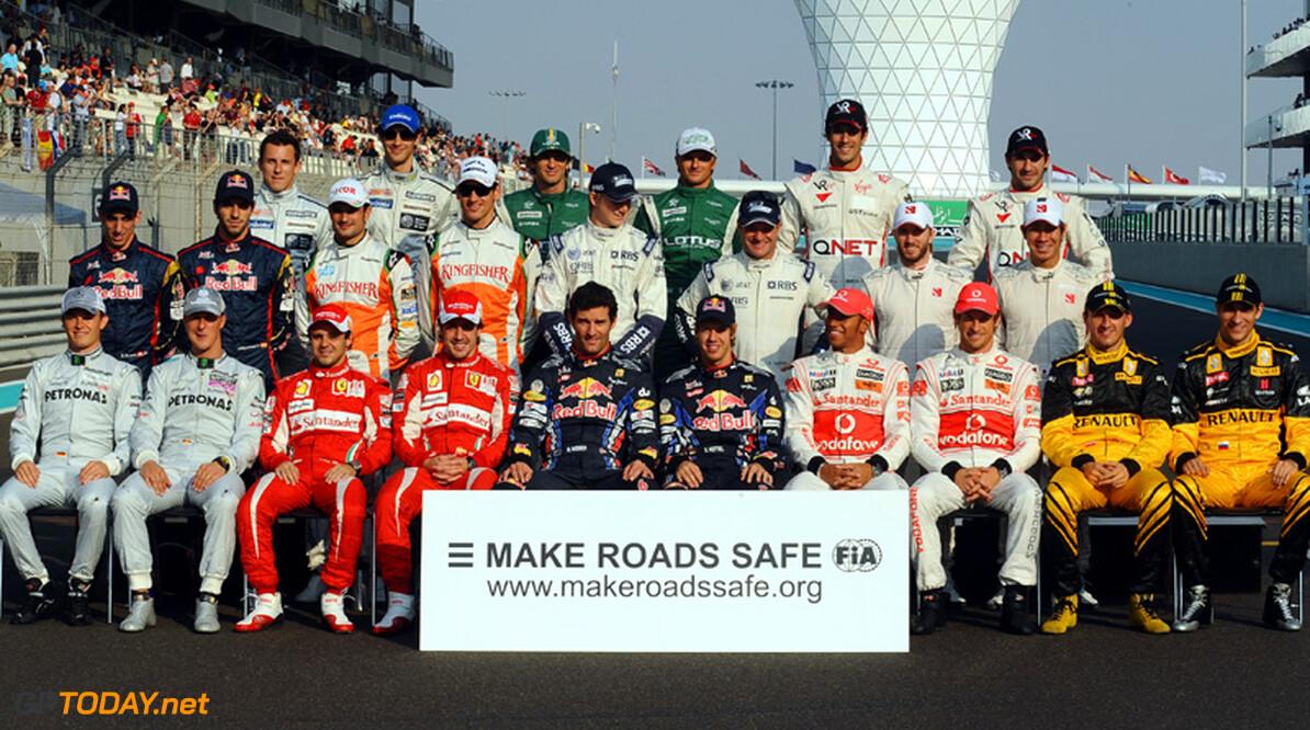 <b>Officieel:</b> FIA maakt opvallende deelnemerslijst 2011 openbaar