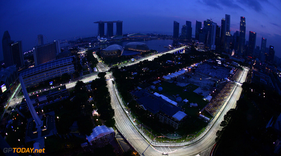 Still no new Singapore GP deal for 2013