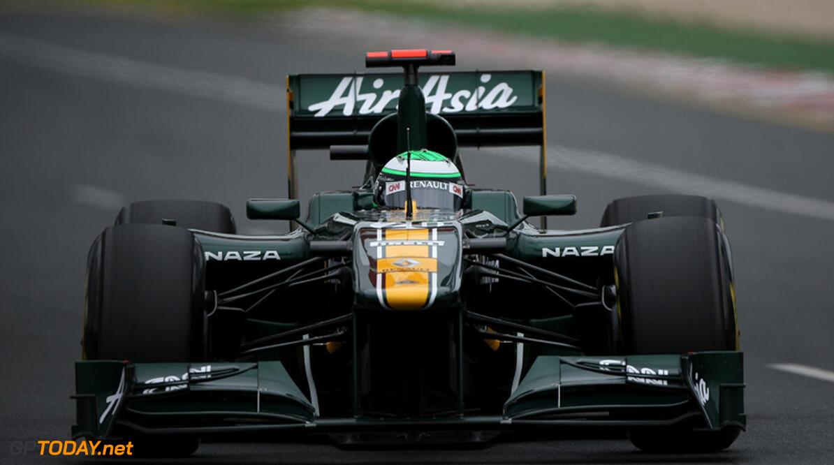 Heikki Kovalainen staat T128 af aan Valsecchi voor eerste training