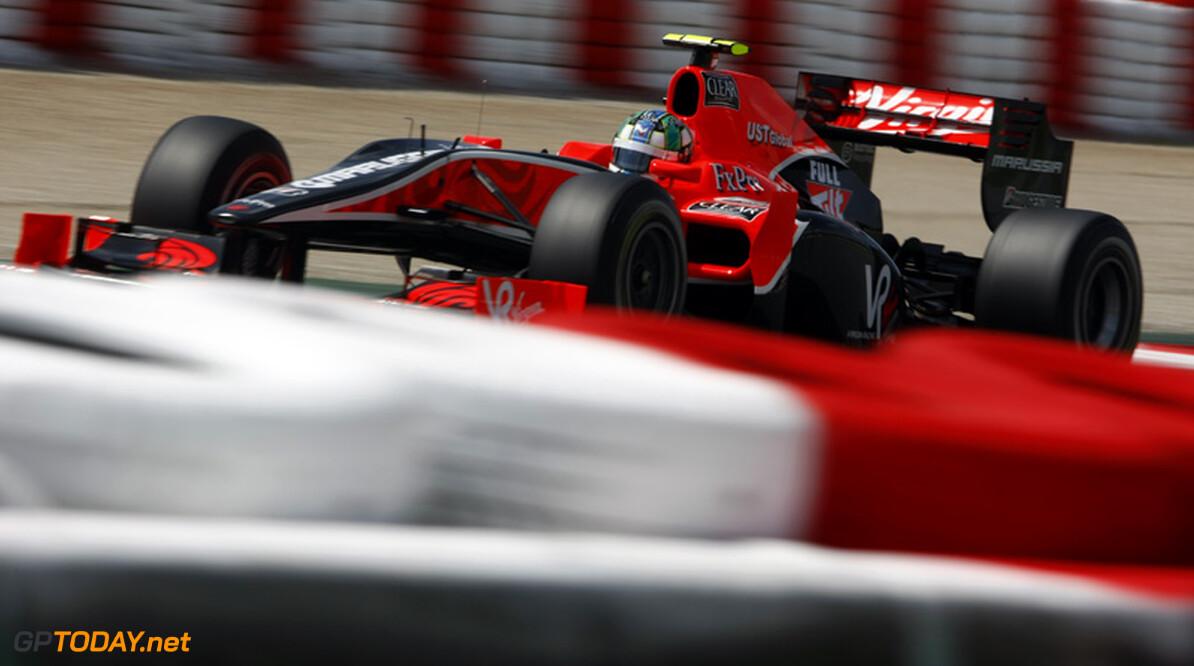 Virgin Racing begroot televisiegelden zo laag mogelijk in