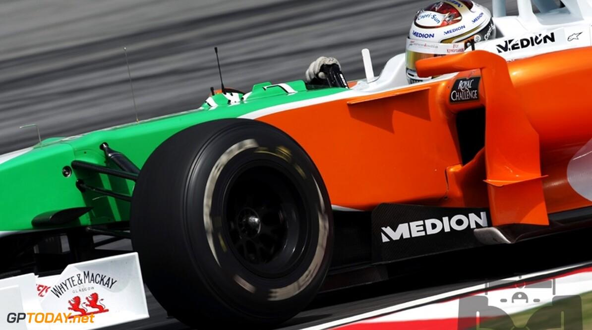 """Sutil: """"De Williams is momenteel veel beter dan de Force India"""""""