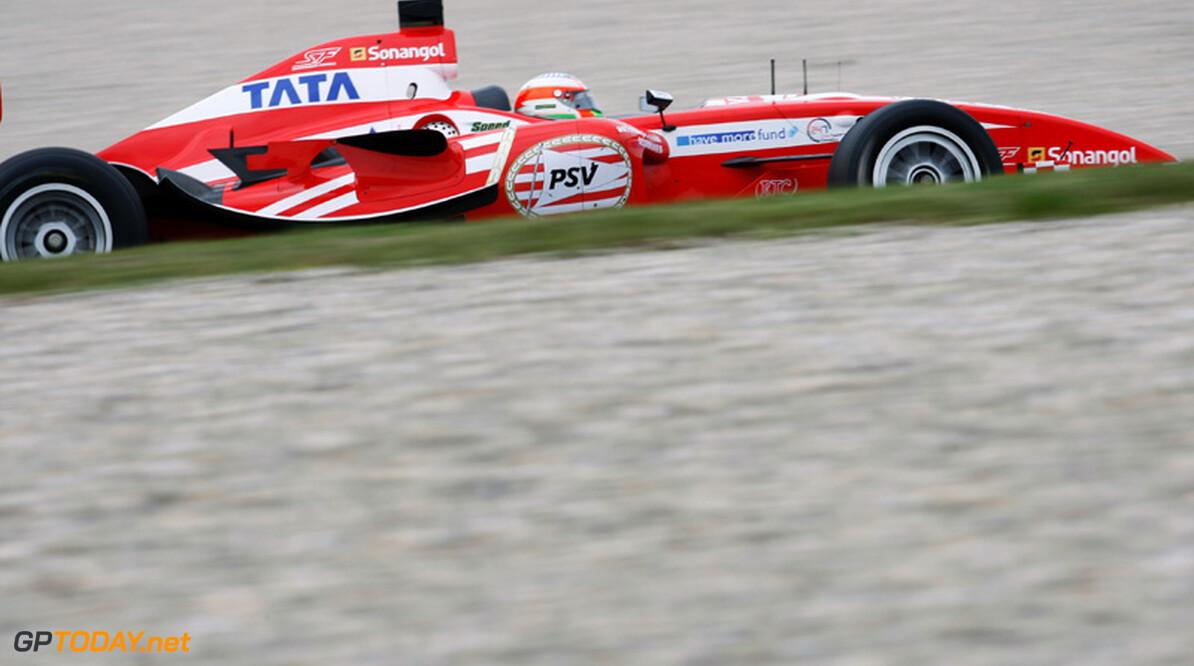 Jan Lammers stapt per direct uit de Superleague Formula