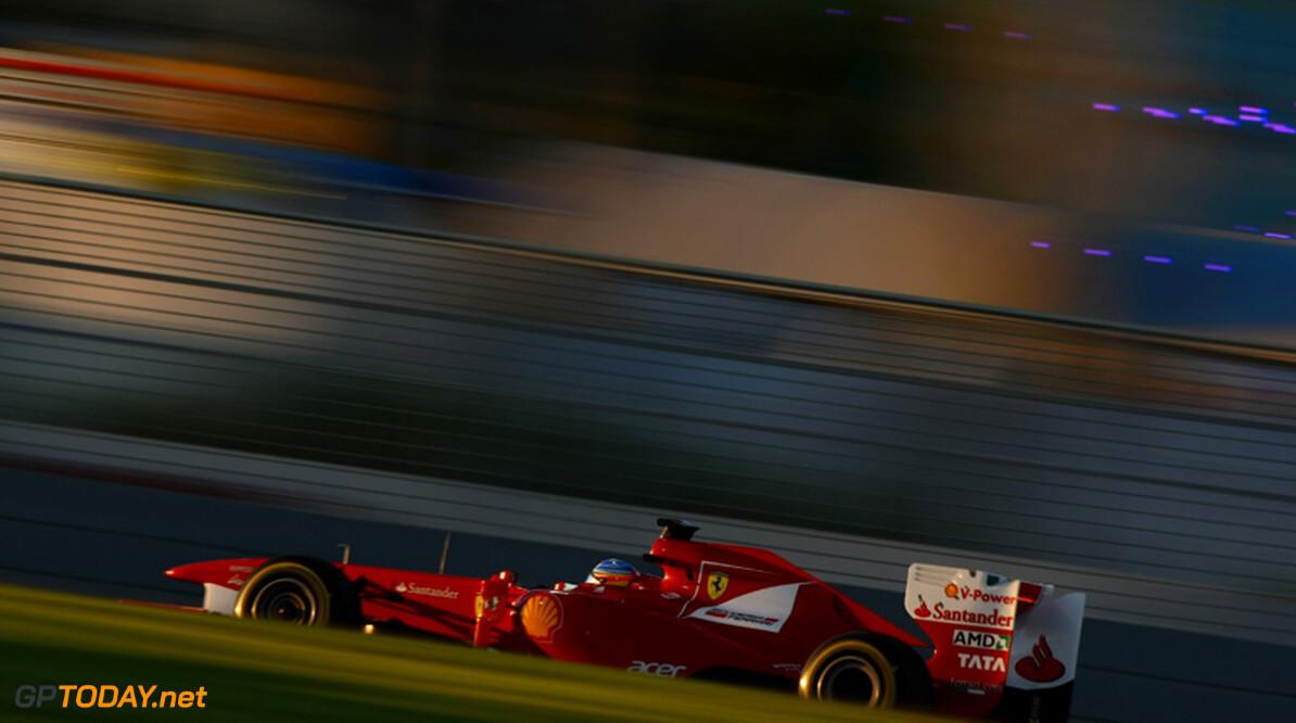 """Fernando Alonso: """"De hele race reed ik kwalificatieronden"""""""