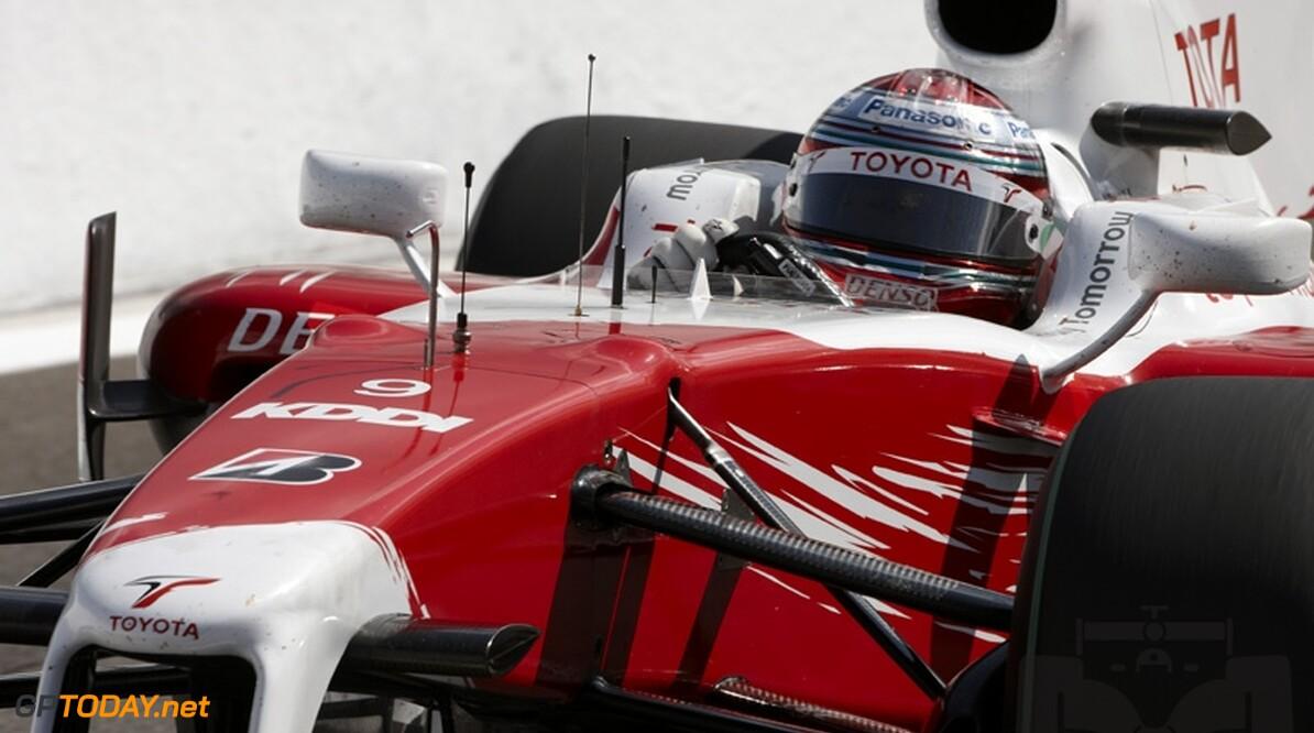 """Toyota: """"Zeer onwaarschijnlijk dat Trulli in 2010 voor ons racet"""""""