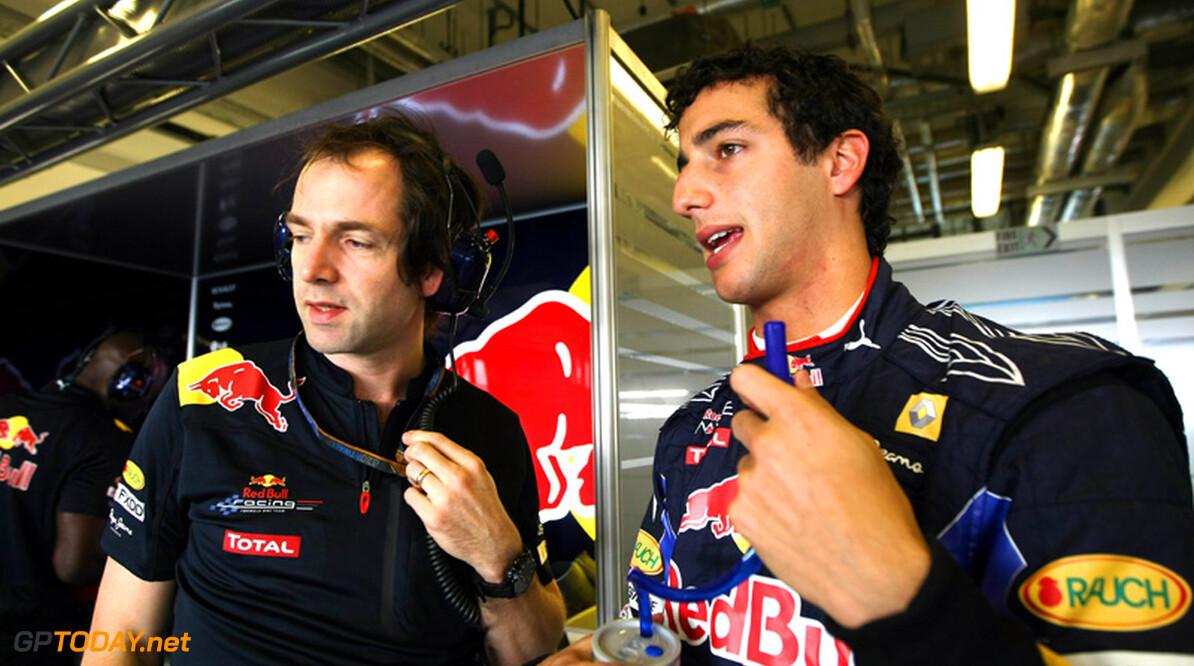 <b>Officieel:</b> Daniel Ricciardo op vrijdagen in actie voor Toro Rosso