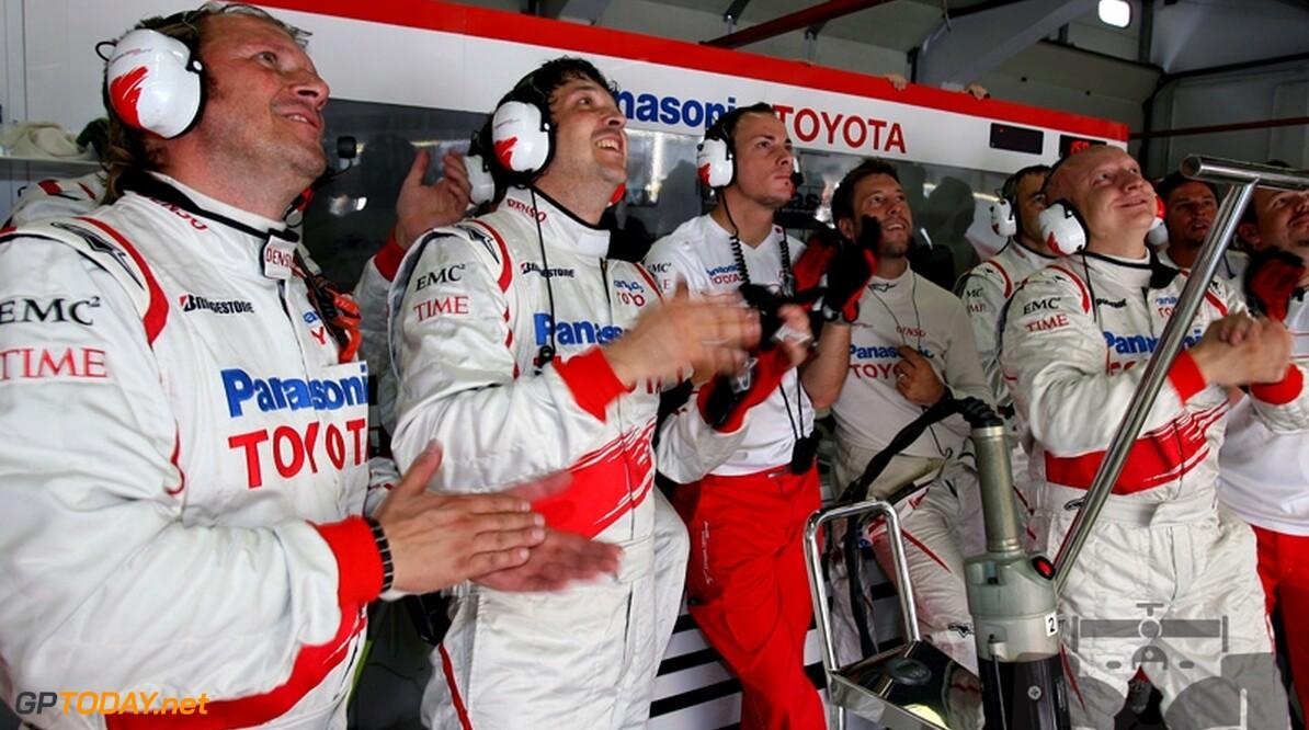 Massa vreesde voor veiligheid Toyota-teamleden in Brazilië