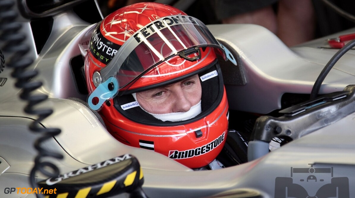 "Schumacher: ""Sebastian Vettel steekt boven iedereen uit"""