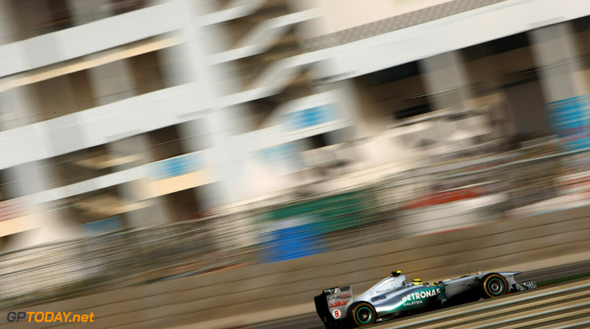 """Nico Rosberg: """"Circuit van India beste creatie ooit van Tilke"""""""