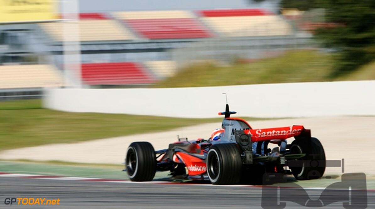 Wilson wint Award en krijgt Formule 1-test bij McLaren