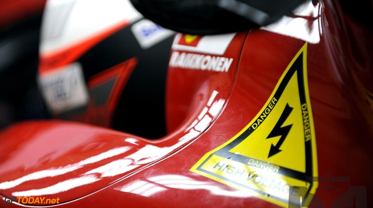 Ferrari en McLaren gewoon met KERS in Monaco