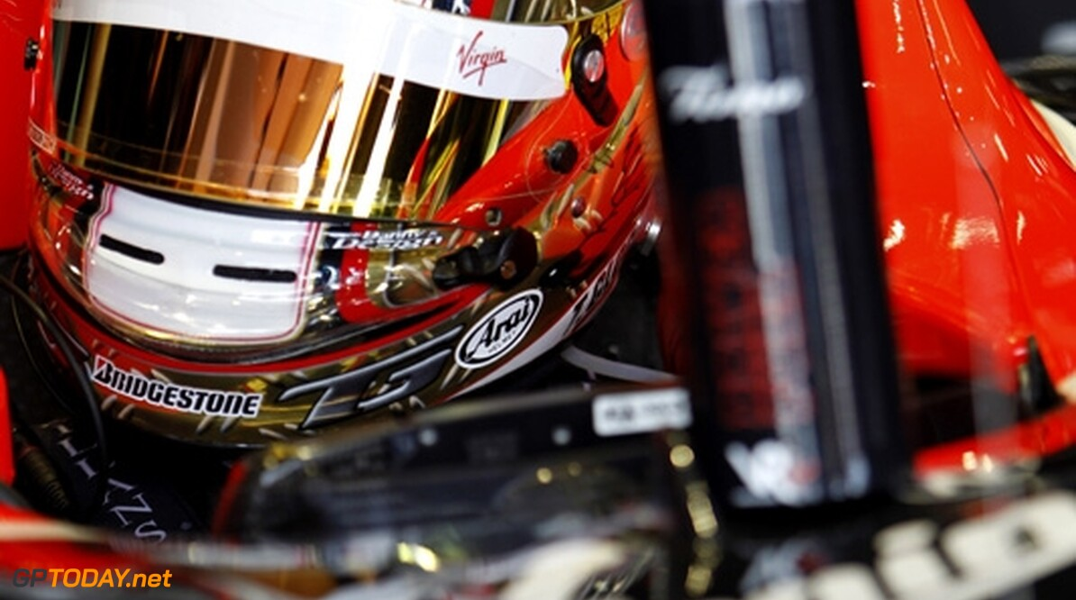 """Glock: """"Ik rij in 2011 definitief voor Virgin Racing"""""""