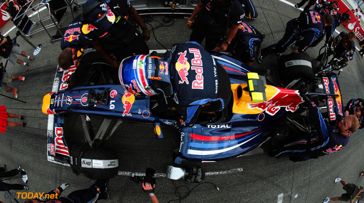 Red Bull Racing-teambaas teleurgesteld in Mark Webber