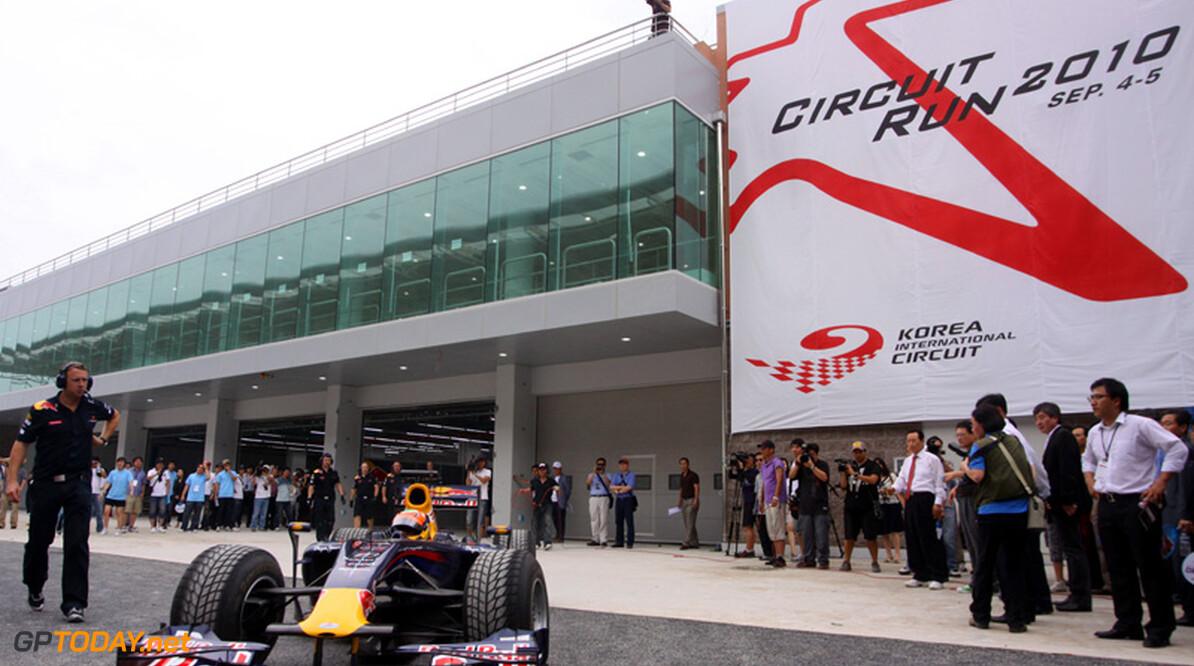Zuid-Korea past kerbstones aan, FIA veegt baan schoon