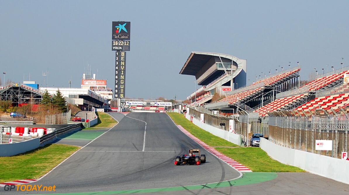 FIA plaatst DRS-zone van 830 meter op rechte stuk in Barcelona