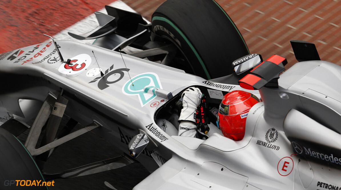 """Schumacher: """"Je hebt verschillende meningen, en je hebt Rubens Barrichello"""""""