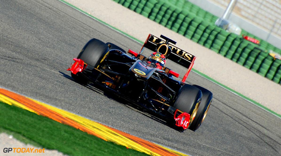 Valencia dag 3: Kubica sluit test af met snelste weektijd
