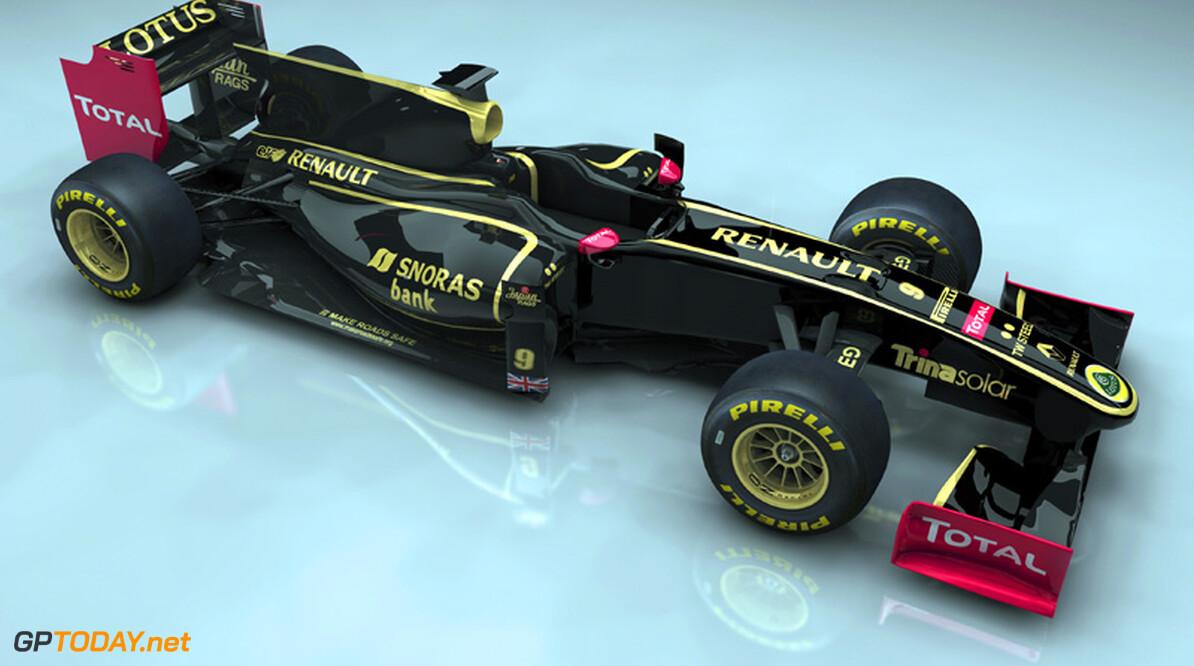 Lotus Renault GP laat geschiedenis van Lotus ongemoeid