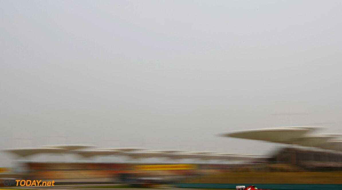 2011 Chinese Grand Prix - Friday Shanghai International Circuit, Shanghai, China 15th April 20111 Felipe Massa (BRA), Scuderia Ferrari  World Copyright: Andrew Hone / Formula Press / LAT Photographic
