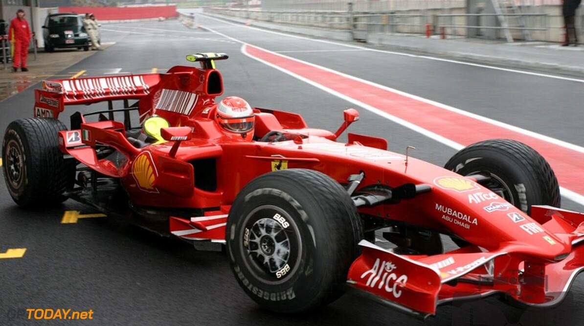 Bacardi-drinkers maken kans op ritje met Schumacher
