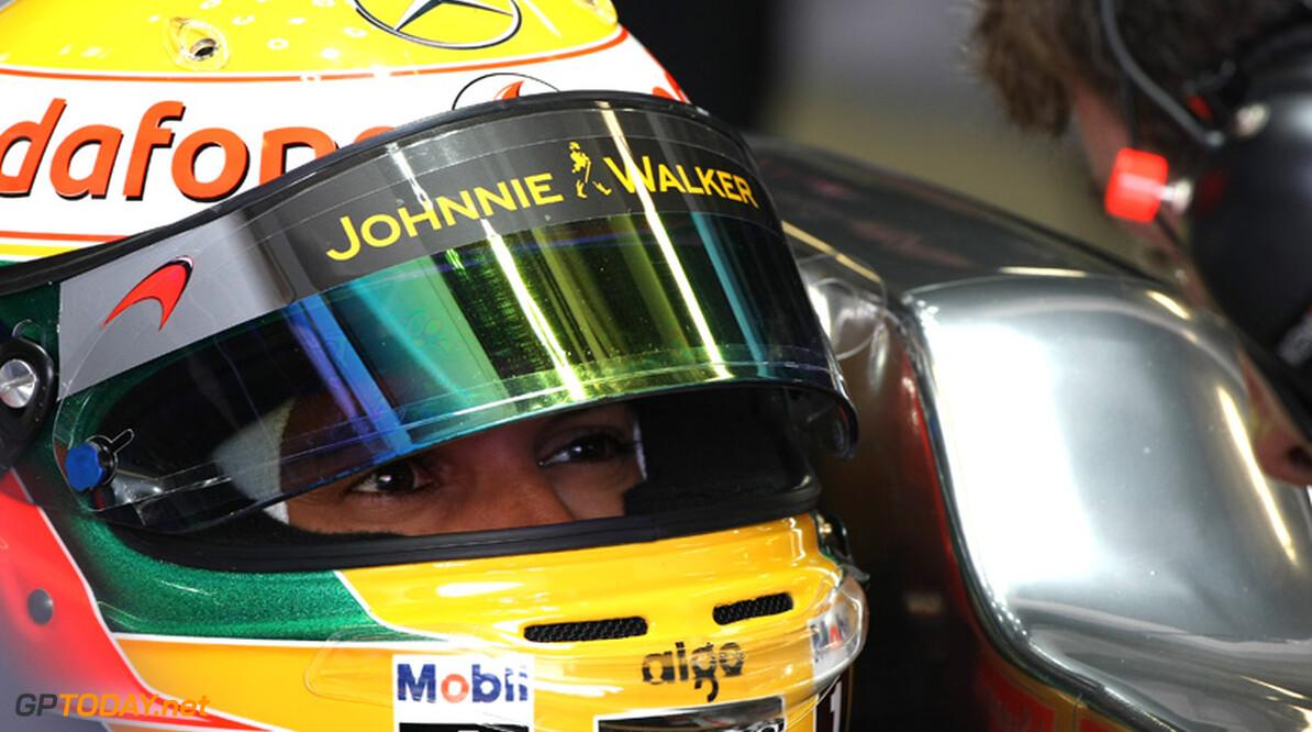 """Hamilton: """"Alonso is voor mij wat Prost was voor Senna"""""""
