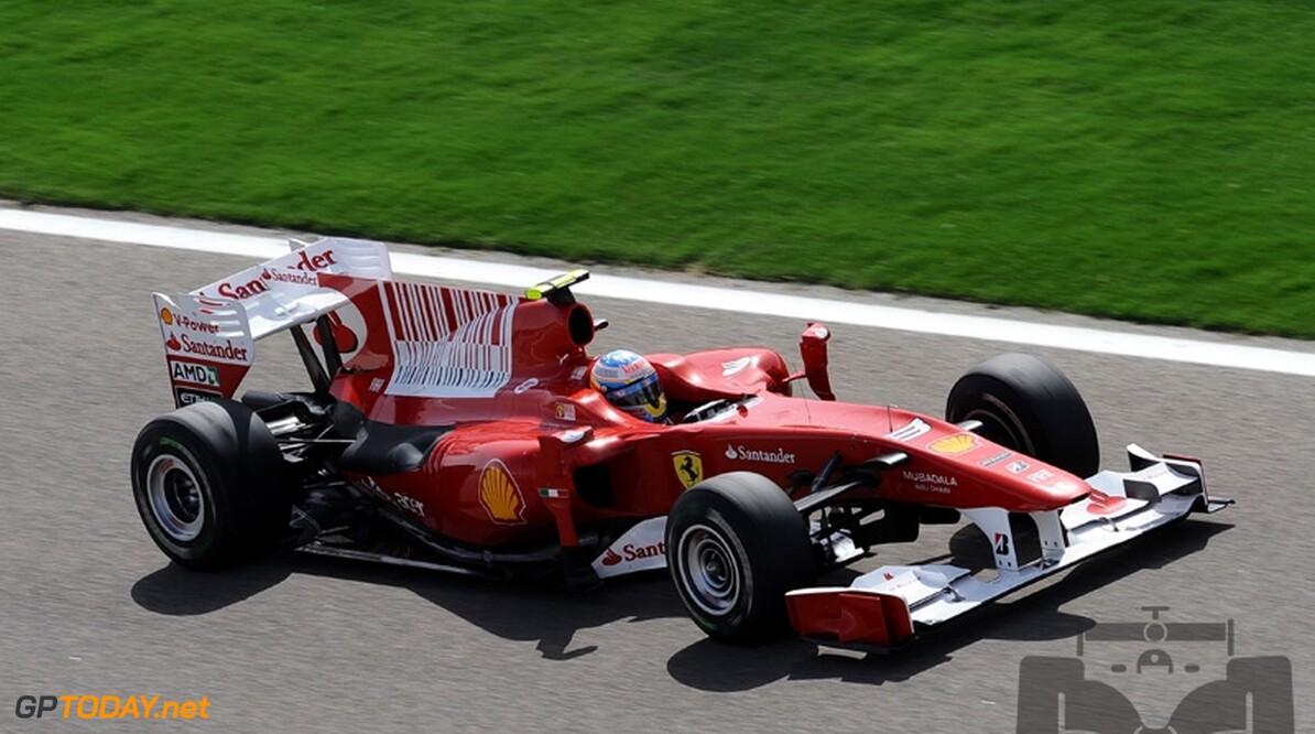 """Alonso: """"Michael Schumacher is altijd een concurrent"""""""