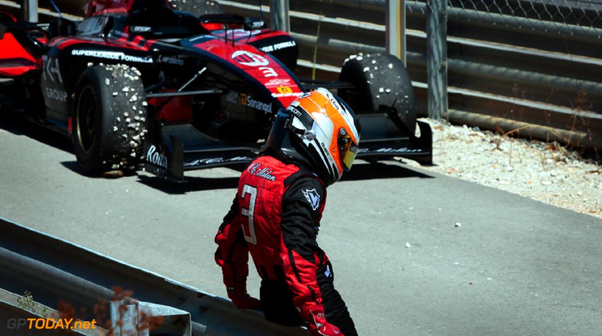 Buurman bereidt zich in simulator van McLaren voor op test