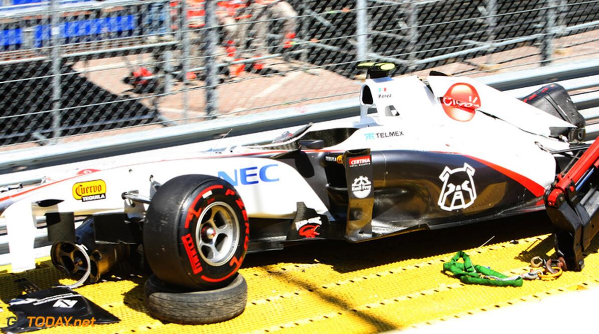 Sauber doet geen uitspraken over inzetbaarheid Perez in Montreal