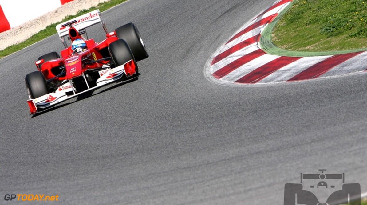 """Ferrari: """"We maken onderdeel uit van de kopgroep"""""""