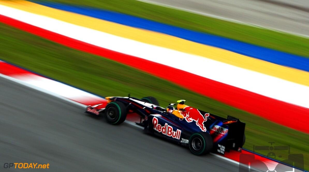Probleem met achterwielophanging speelt Vettel parten