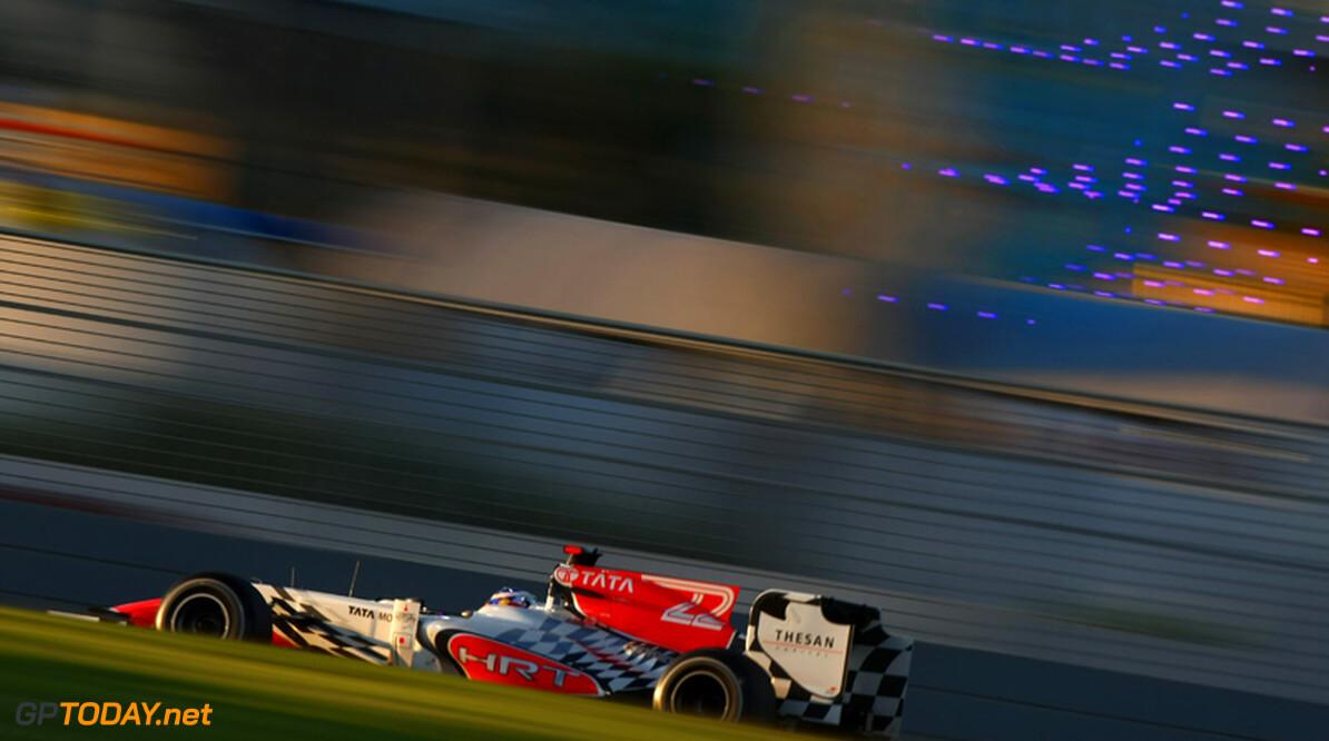 Daniel Ricciardo geniet van eerste kwalificatie in Abu Dhabi