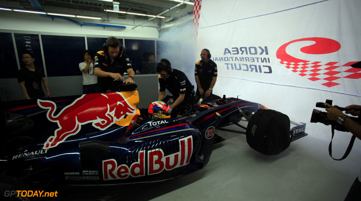 "Karun Chandhok: ""Zuid-Korea zal Red Bull-terrein worden"""