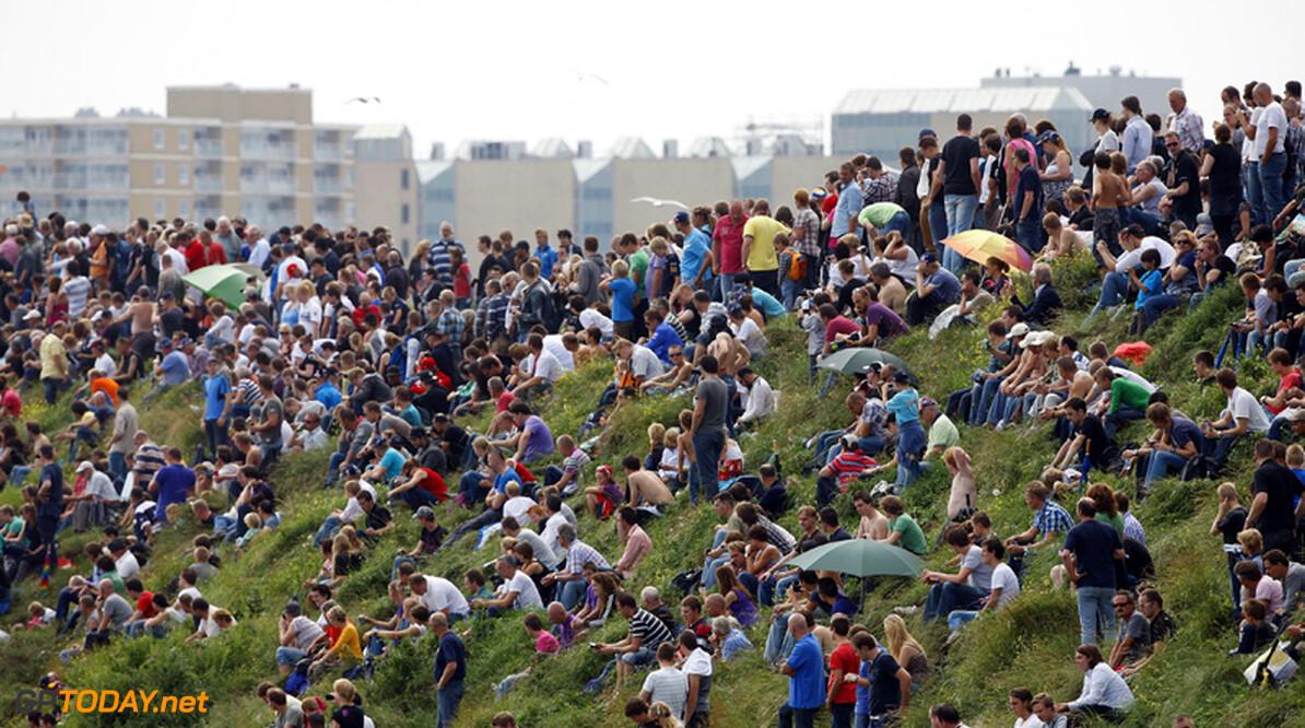 Zandvoort kijkt naar FIA GT1, World Series en ELMS