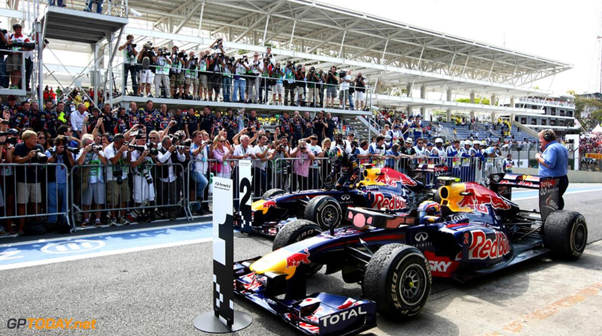 <b>Analyse:</b> Red Bull Racing het goedkoopst per gescoord punt