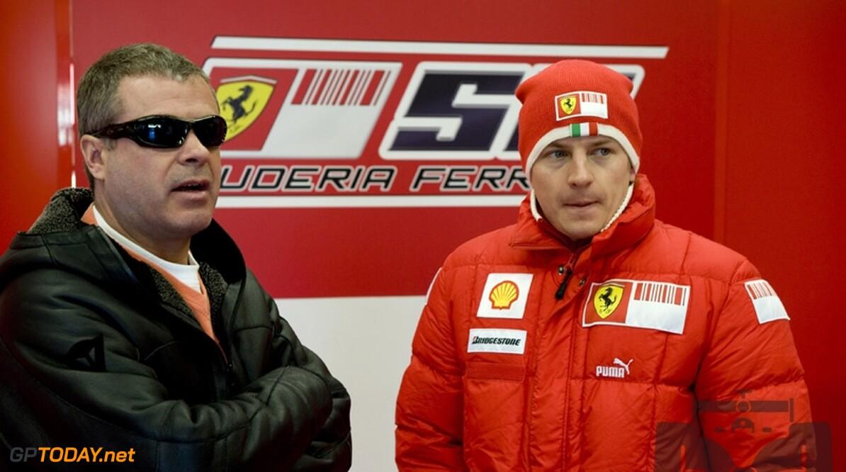 Ferrari weerhoudt Raikkonen niet van rallyrijden