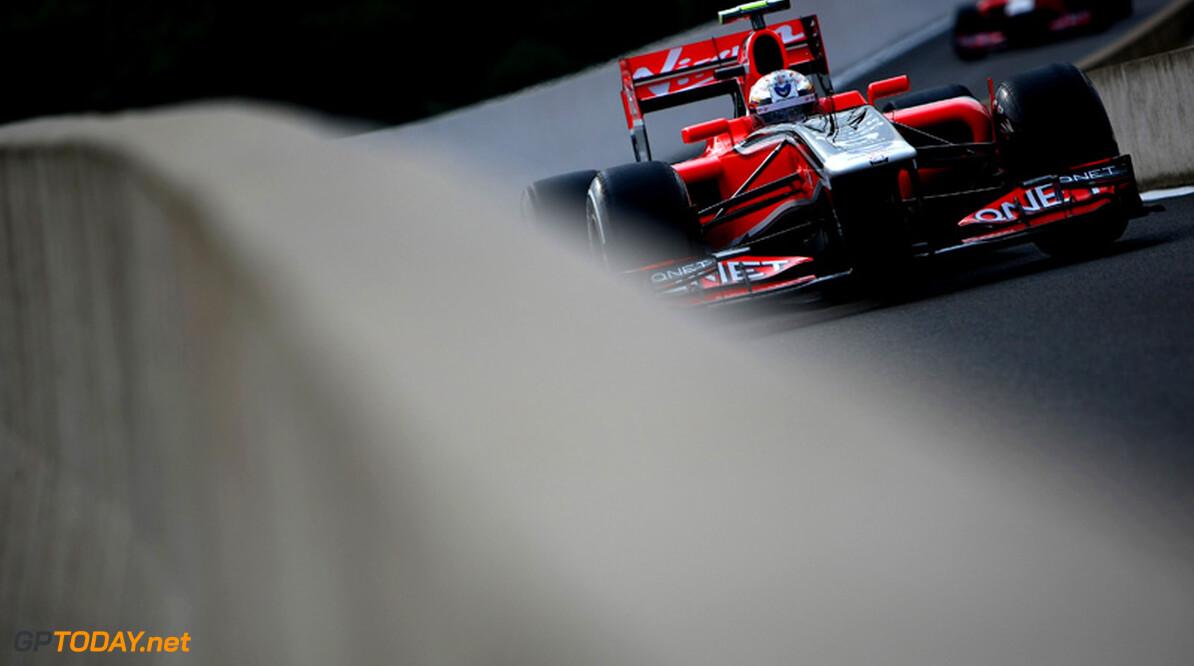 D'Ambrosio mikt op contract bij Williams, Caterham F1 of HRT