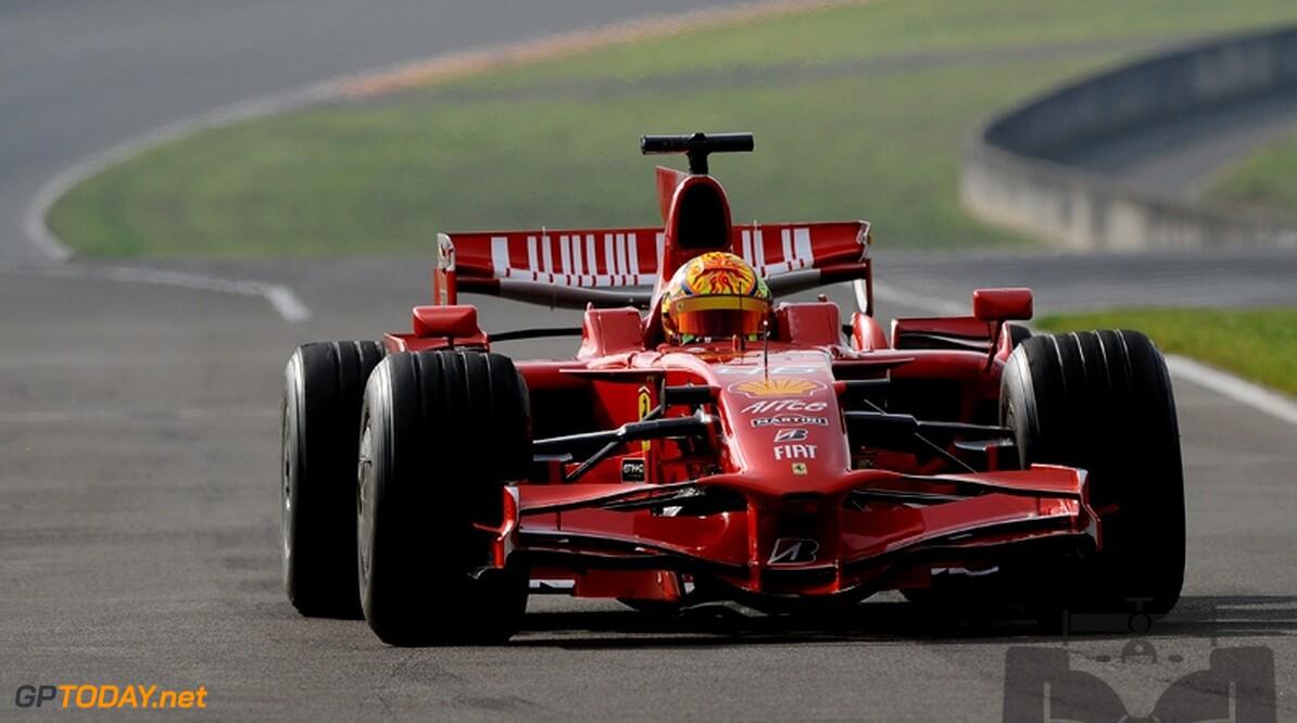 Valentino Rossi droomt van 'onrealistische' stap naar Formule 1