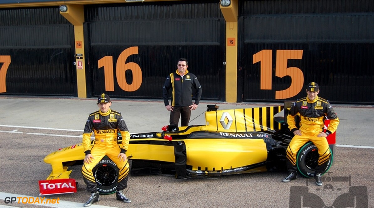 Bernie Ecclestone wilde Renault-team kopen