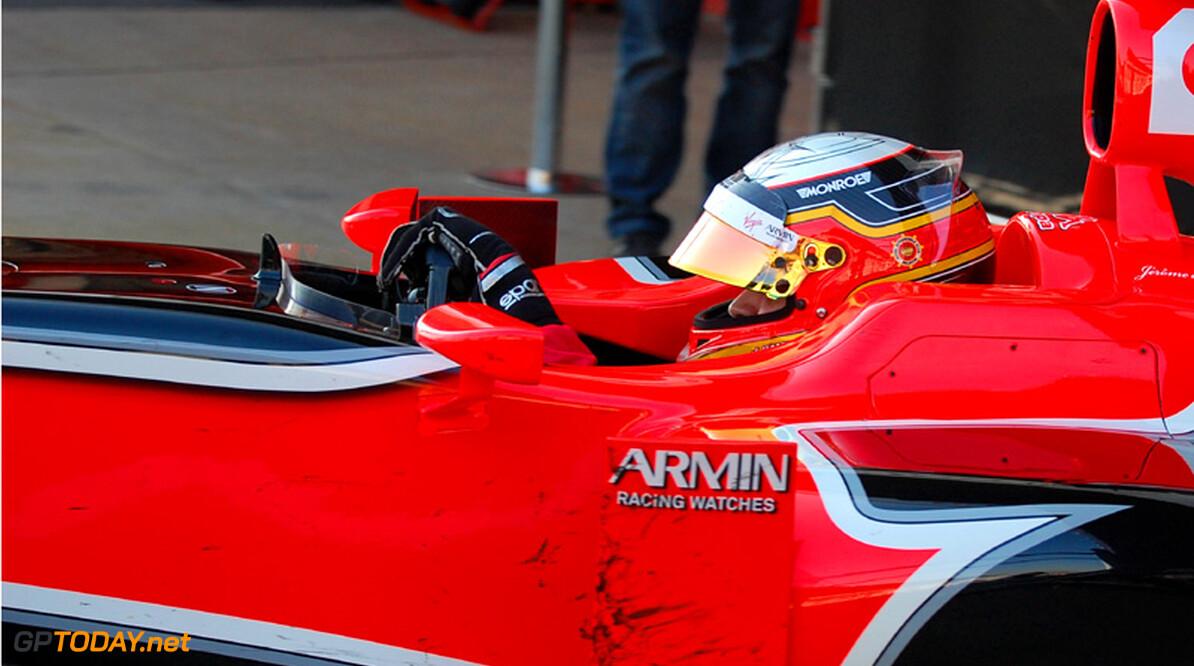 Virgin Racing dreigt D'Ambrosio te lozen door achterstallige betaling