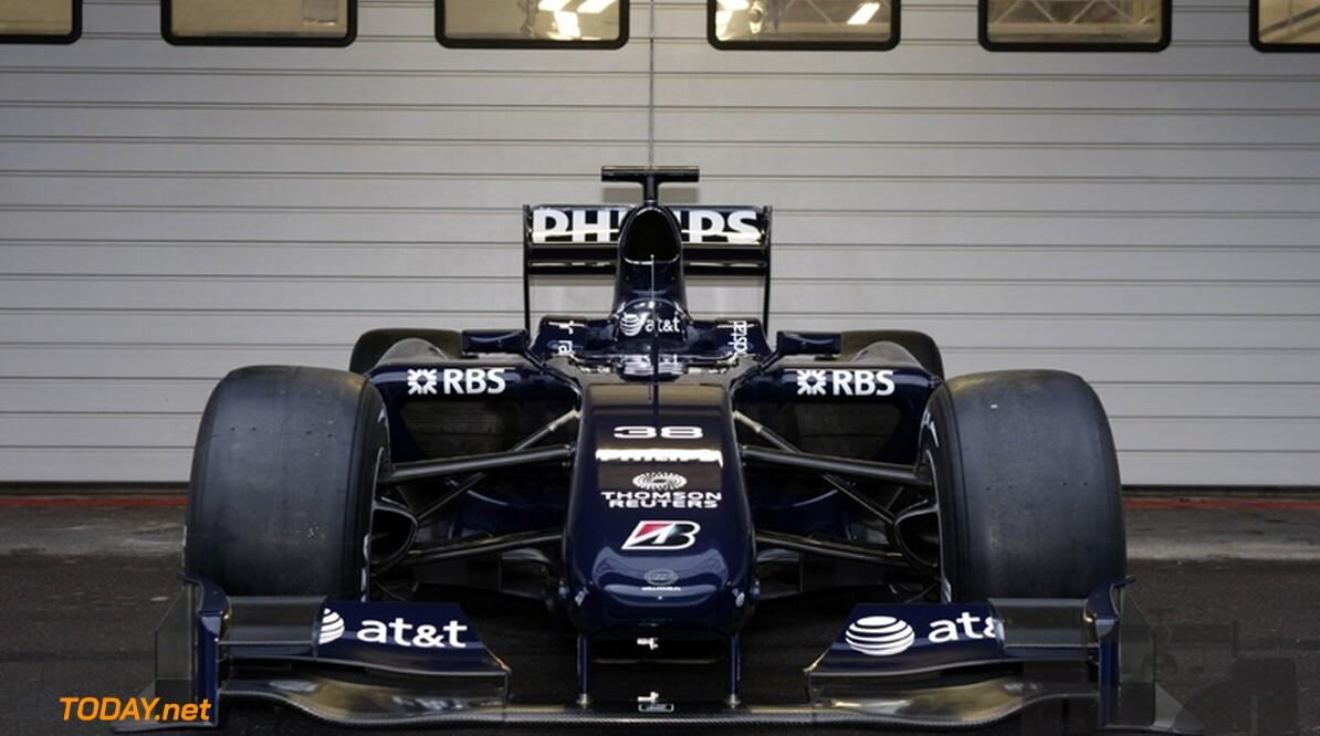 Williams presenteert nieuwe FW31