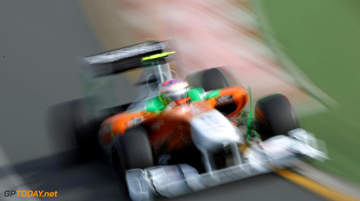 Di Resta hoopvol gestemd over upgrades van Force India