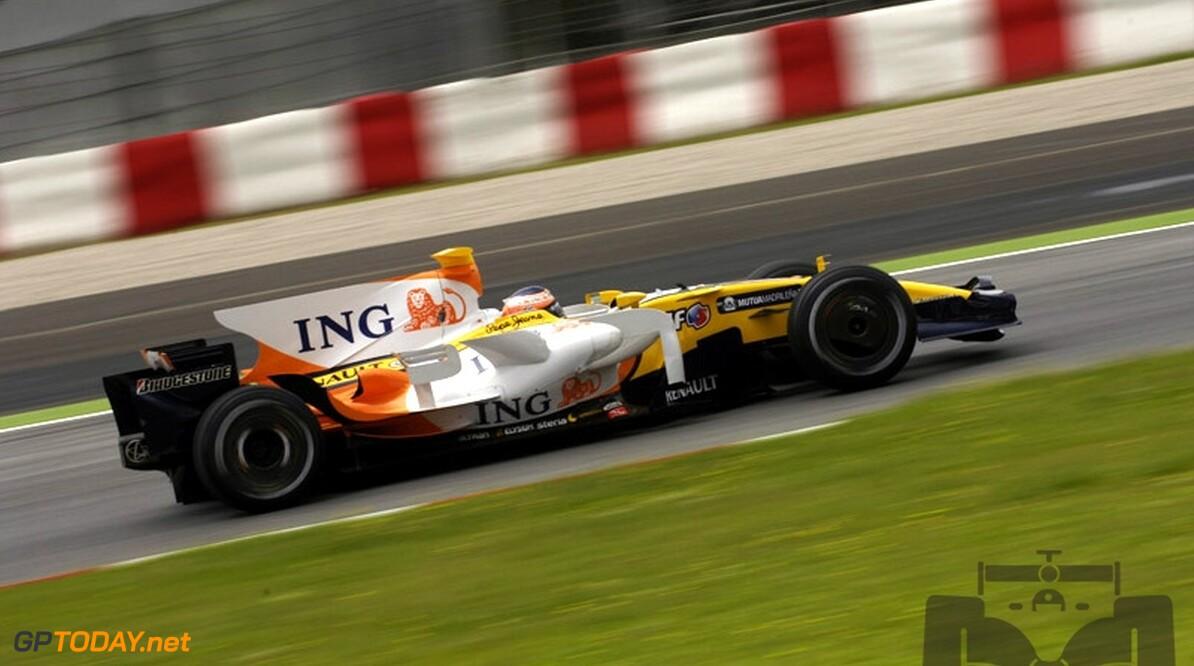 Renault hoopt op meer punten van Piquet jr