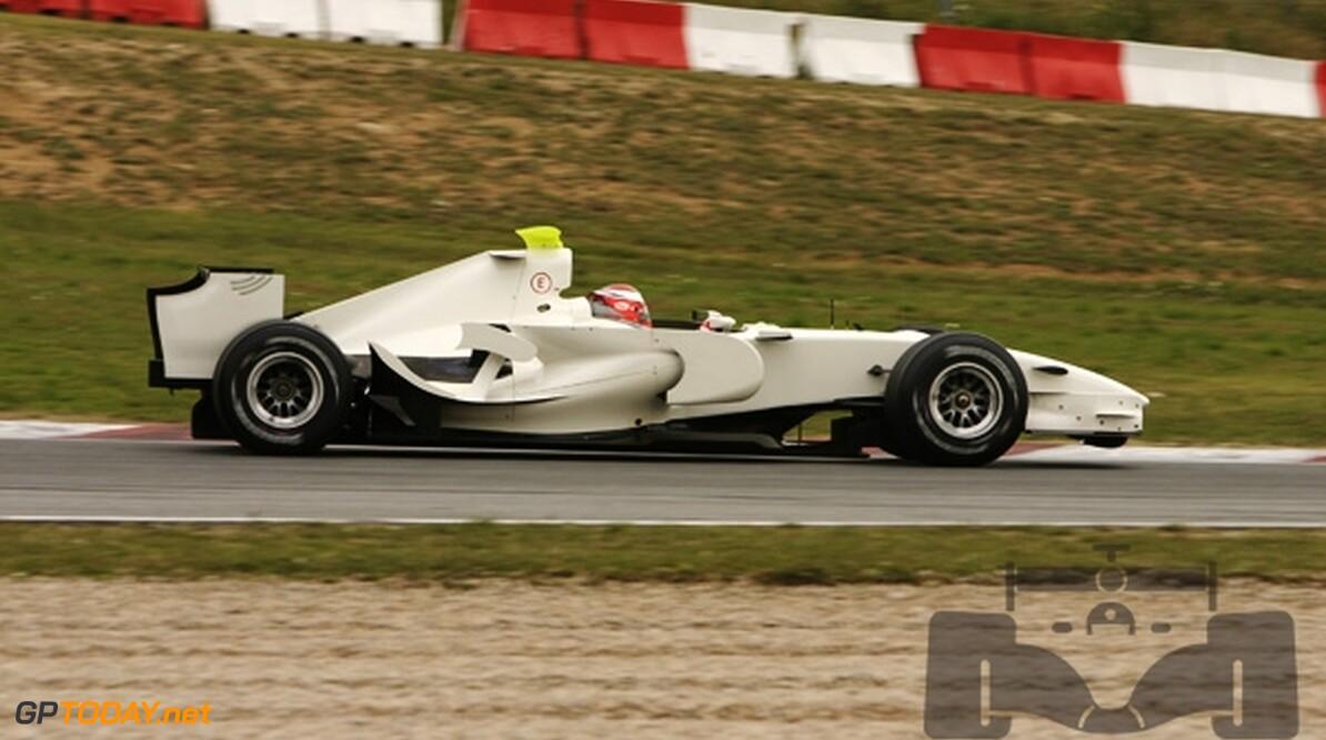 Filippi wil GP2 combineren met Formule 1-testrol