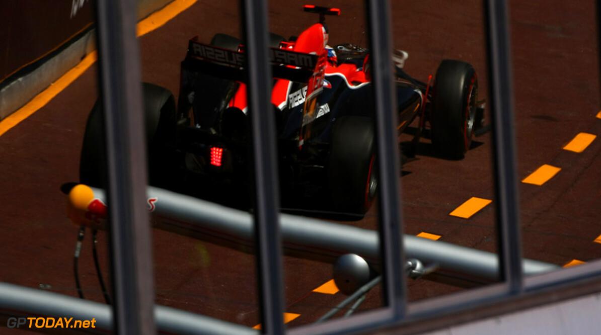 Marussia Virgin neemt afscheid van technisch directeur Nick Wirth