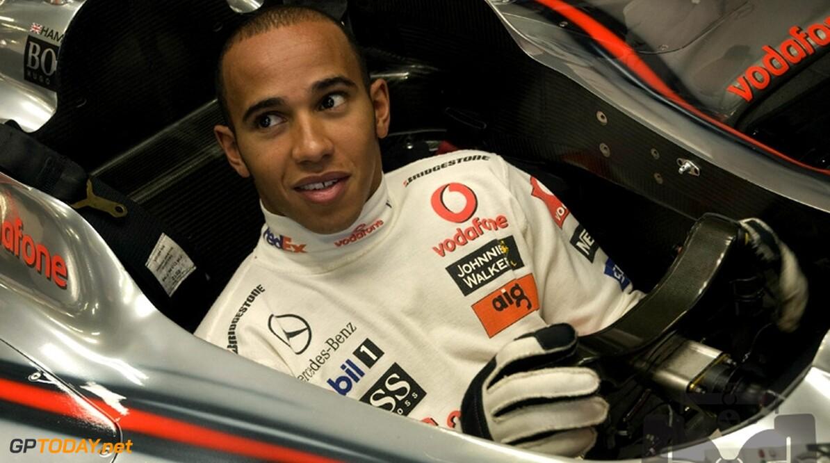 """Lewis Hamilton: """"Nu geen fouten meer maken"""""""