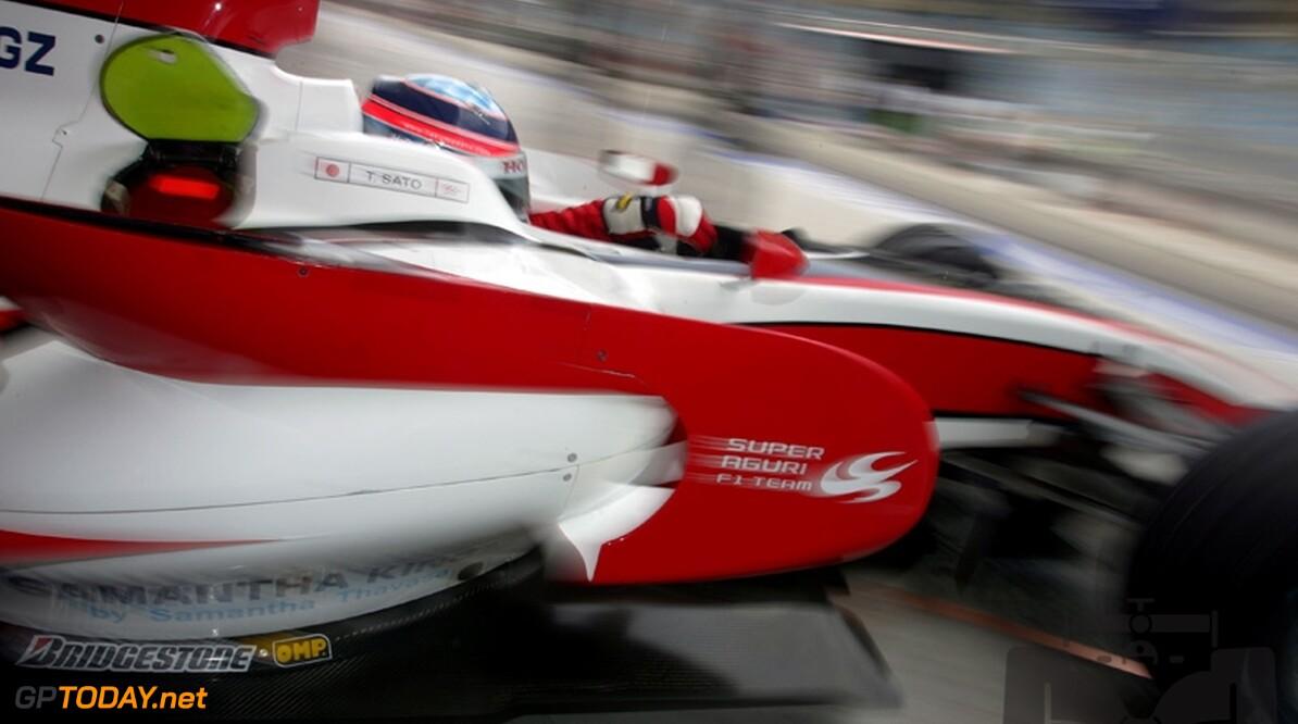 Sato vertrouwt in progressie Scuderia Toro Rosso