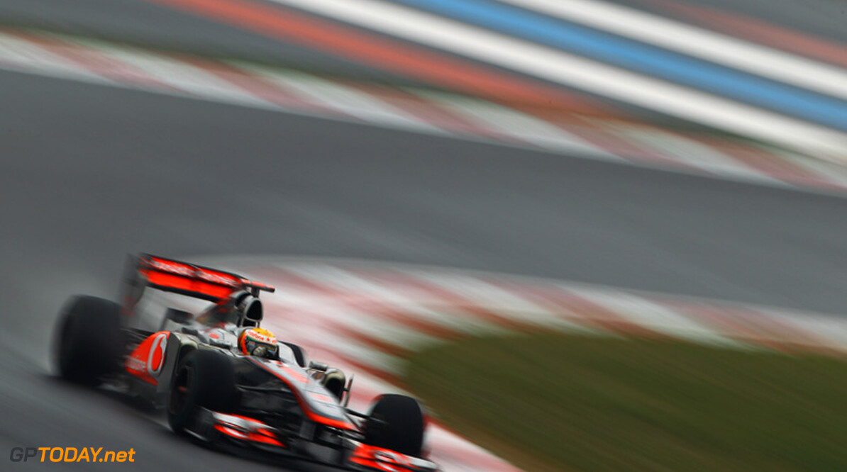 McLaren kampte in Zuid-Korea met raadselachtig downforce-verlies