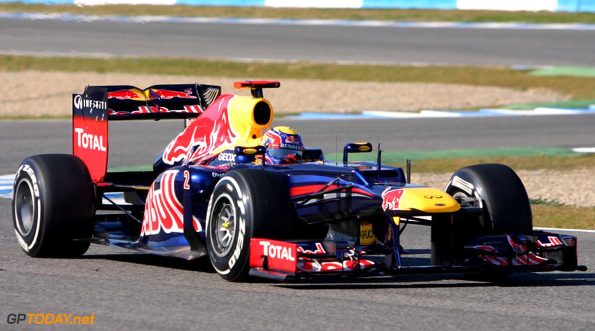 """Mark Webber: """"De RB8 staat nog maar in haar kinderschoenen"""""""