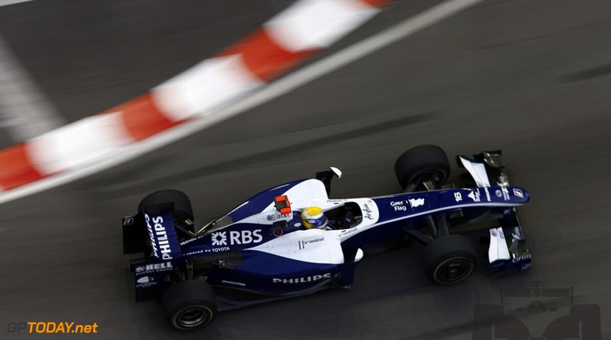 Williams schikt zich toch in 2010 zonder KERS