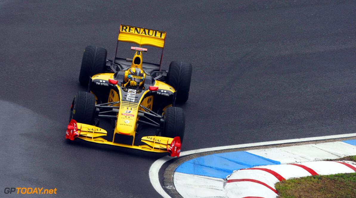 """Kubica over teamgenoot voor 2011: """"Een gevoelig onderwerp"""""""